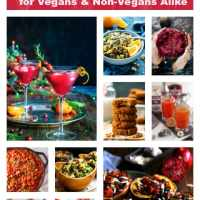 47 Last Minute Christmas Dinner Ideas for Vegans & Non-Vegans Alike