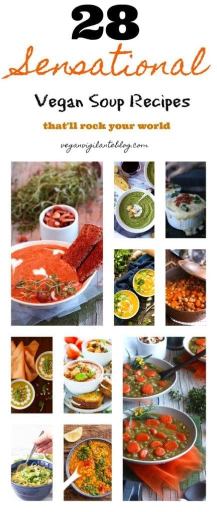 Vegan Soup Recipes