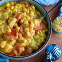 One Pot Vegan Corn Chowder (WFPB)