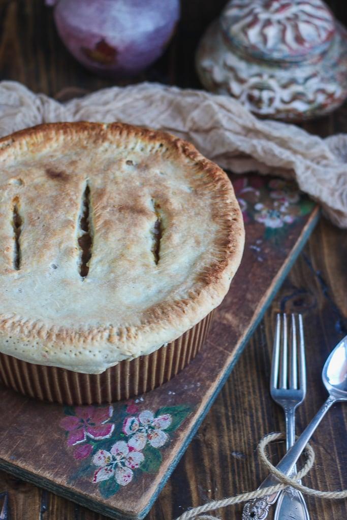 Vegan Pot Pie