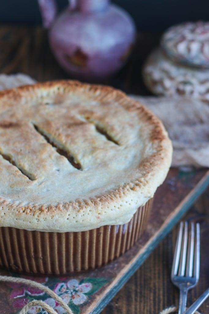 Easy Vegan Pot Pie