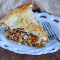 Easy Vegan Pot Pie