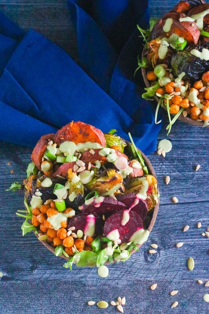 harvest bowls