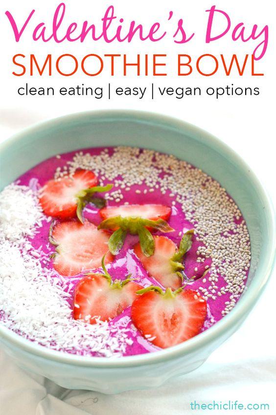 Vegan Smoothie Bowls