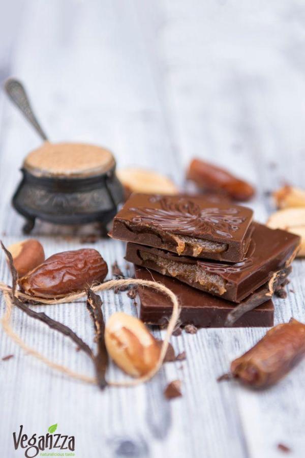 Ciocolata raw caramel-7