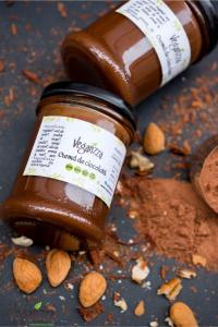Crema de ciocolata raw | Veganzza.ro