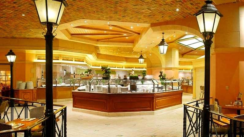 Bellagio Buffet  Las Vegas Buffets