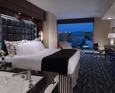 Elara a Hilton Grand vacations  1 bedroom suite with king bed  sofabed