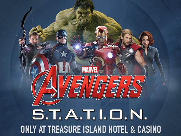 Marvel Avengers S T A T I O N Vegas4Locals Com