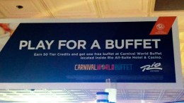 Play for Buffet