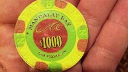 First Vegas Trip