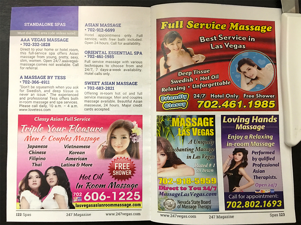 free asian massage