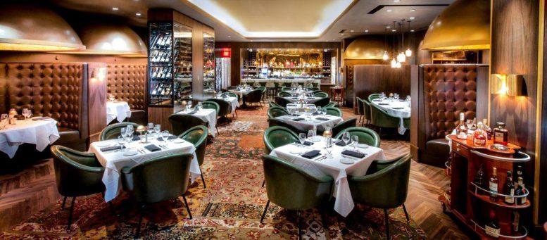 "Big Italian Restaurants Near Me: Andiamo Steakhouse At ""The D"""