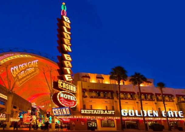 Ten Reasons To Love The Golden Gate Vegas Bright