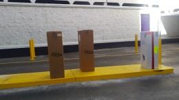 LINQ Parking Meters