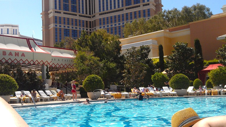 Vegas Pool Season