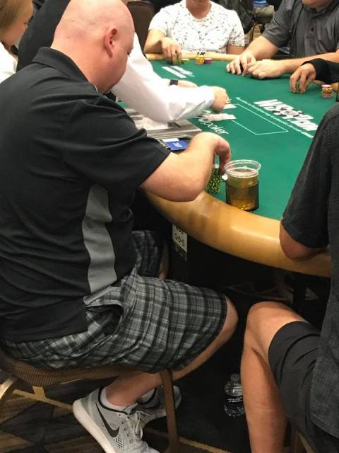 WSOP, World Series of Poker