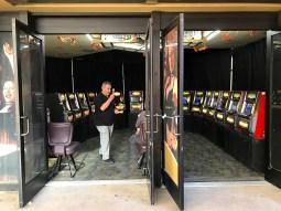 temporary gaming, Las Vegas Club
