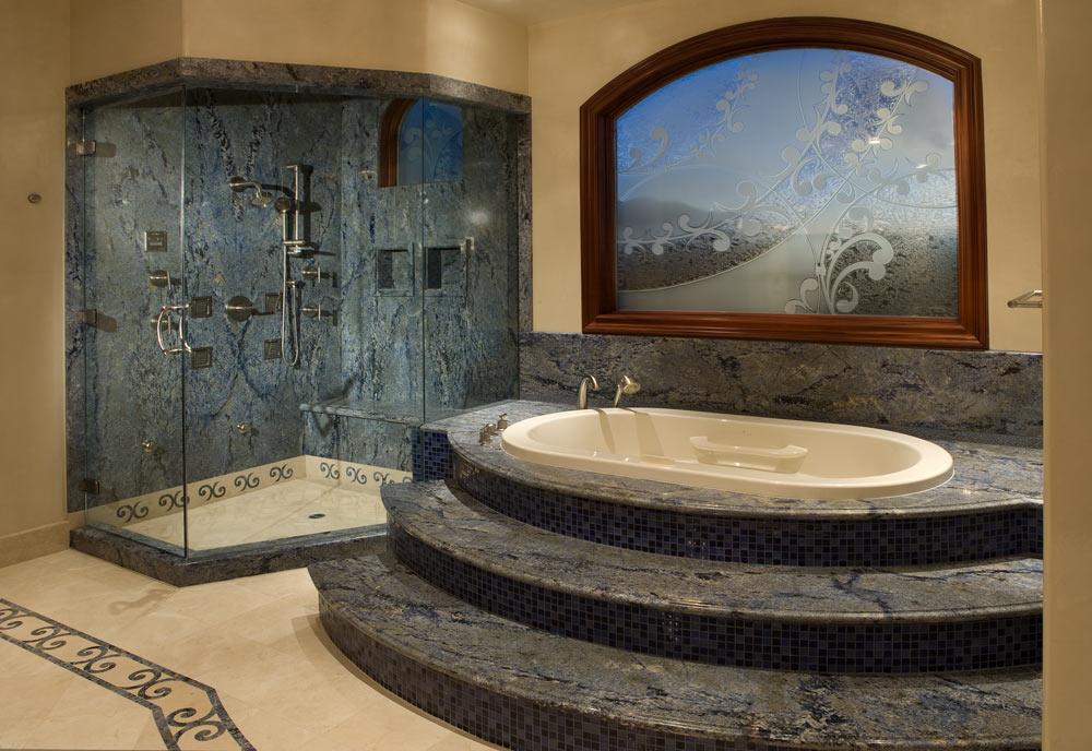 Custom Bathrooms Remodels in Las Vegas  Martin Homes Inc