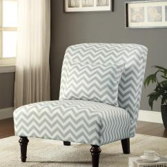 Grey And White Accent Chair Chairs Under 50 Dollars Chevron Las Vegas Furniture