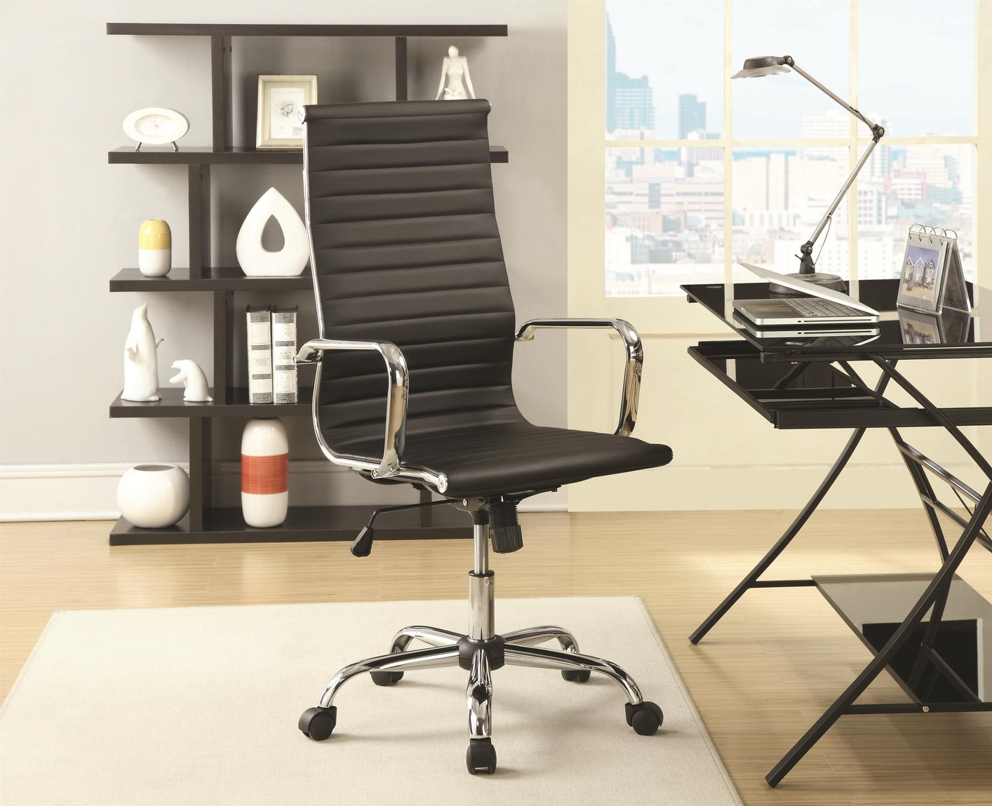 las vegas office chairs chair armless tony black furniture store