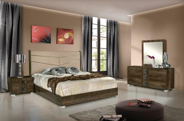 Athen Italian Bedroom Set | Las Vegas Furniture Store ...