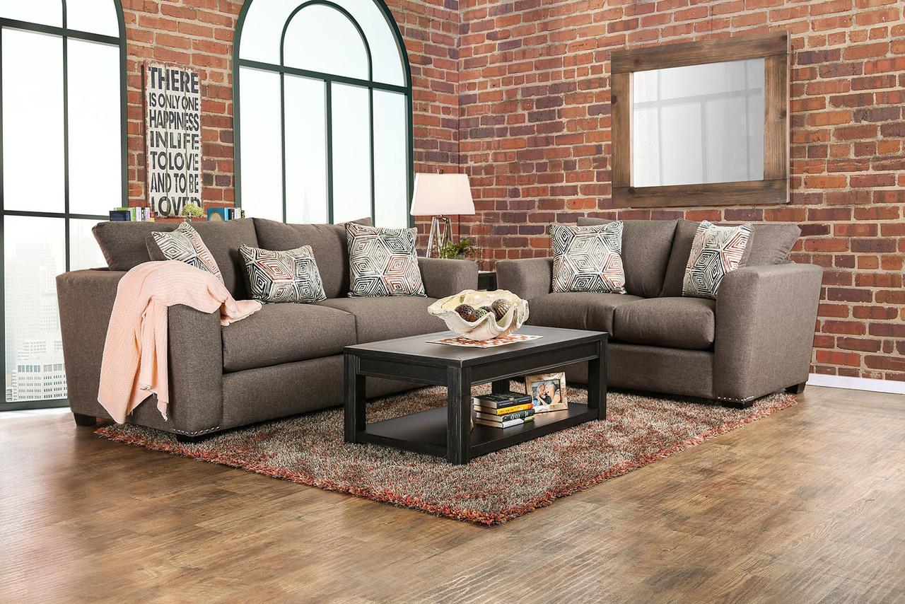 bensen lite sofa sofas segundamano es valencia brown linen collection las vegas furniture store