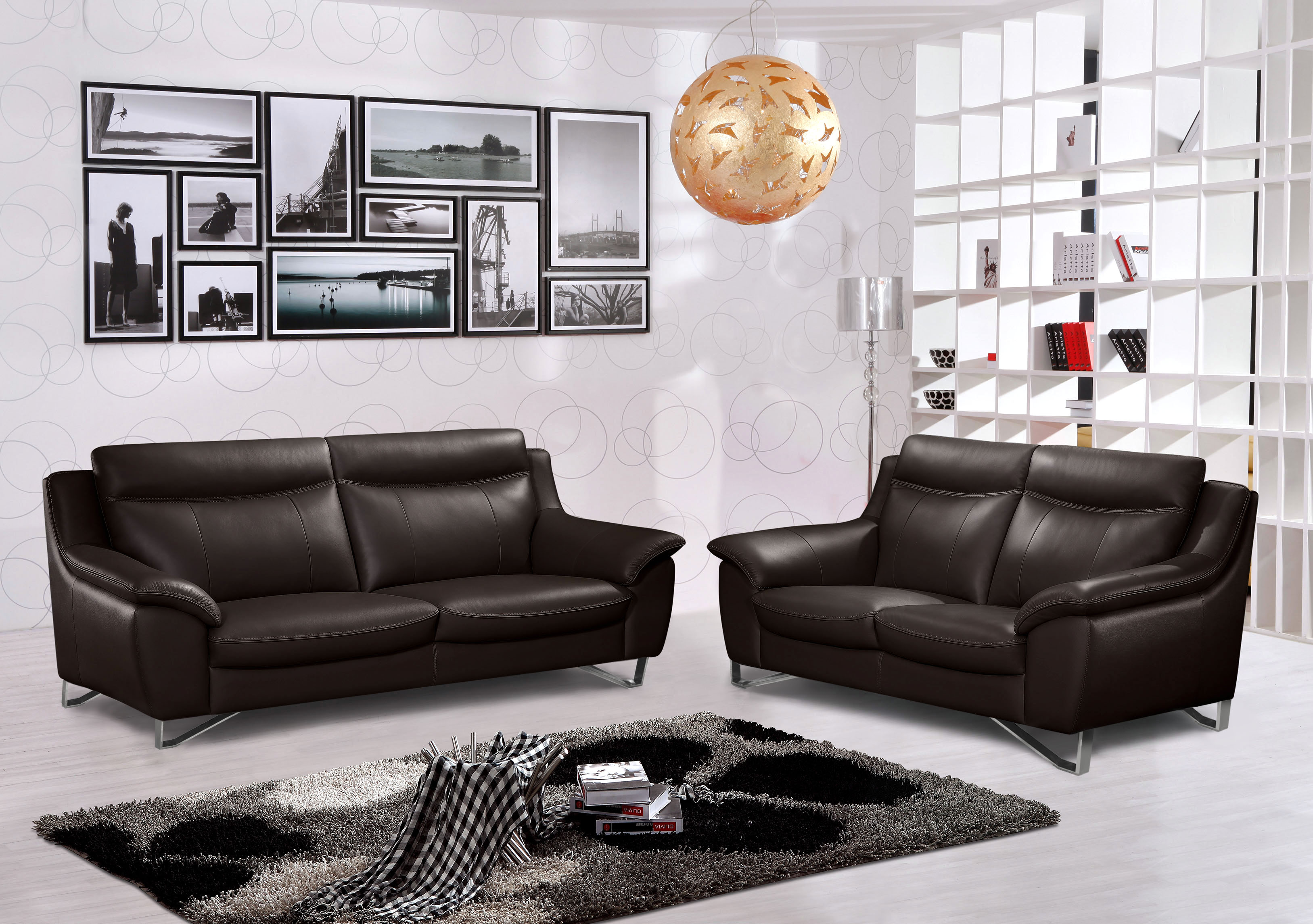 sectional sofas in las vegas nv large indian sofa throws alexa top grain leather love collection
