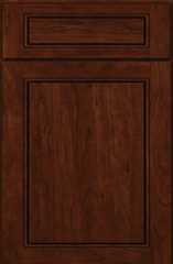 Beech color cabinet door