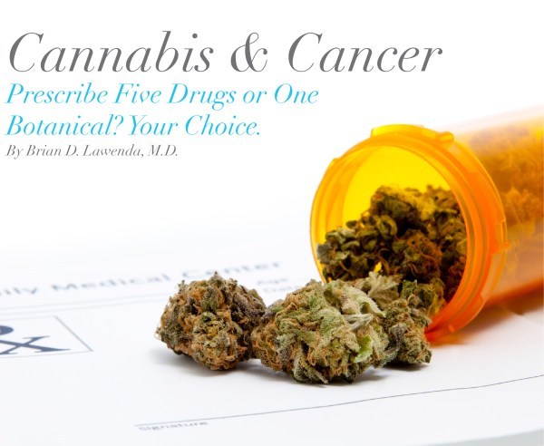 Cannabis Cancer Vegas Legal Magazine