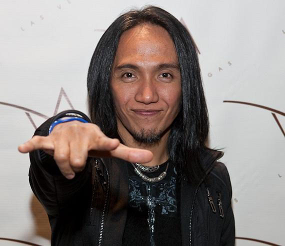 Arnel Pindea of Journey