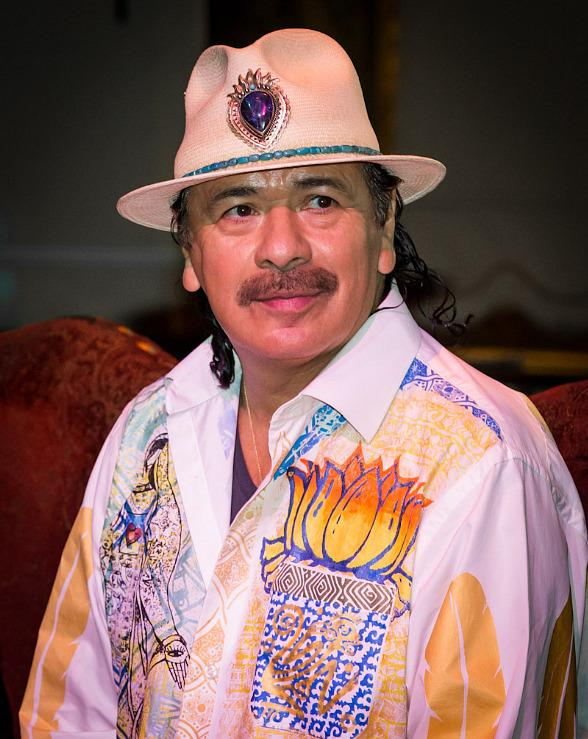 Carlos Santana and House of Blues Launch Contest to Celebrate 100,000th Ticket Sold