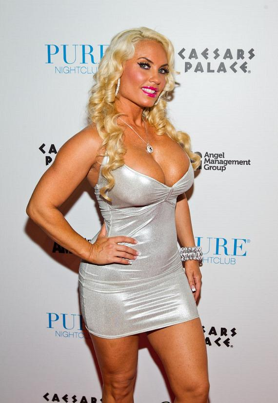 """Ice-T and Coco Party at PURE Nightclub to Celebrate 2nd Season of """"Ice Loves Coco"""" and Valentine's Day"""