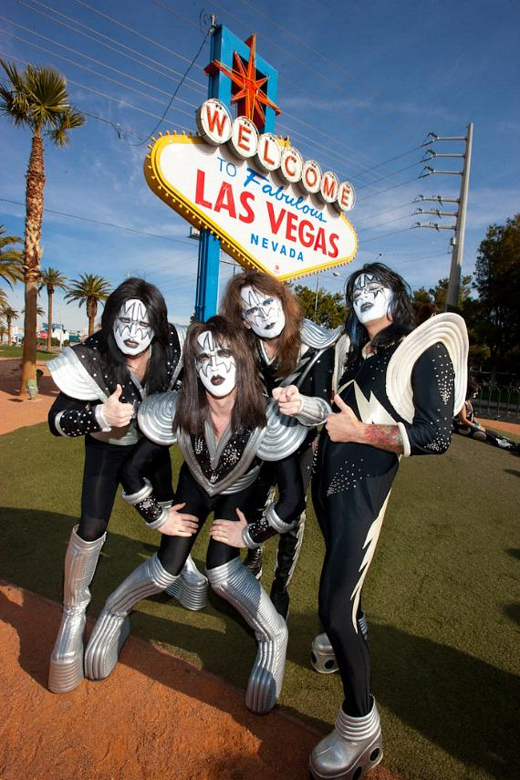 "The ""Aces"" of KISS tribute bands"
