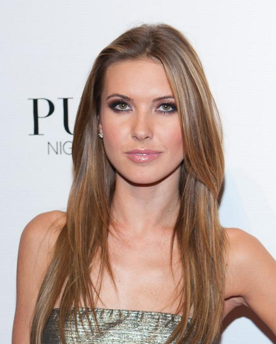 Audrina Patridge at PURE Nightclub in Las Vegas