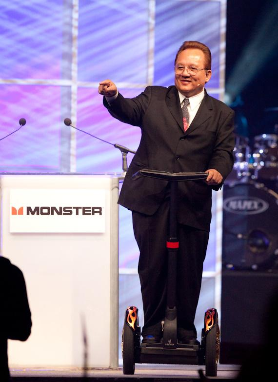 Monster CEO Noel Lee