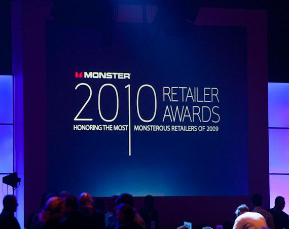 2010 MONSTER Retailer Awards
