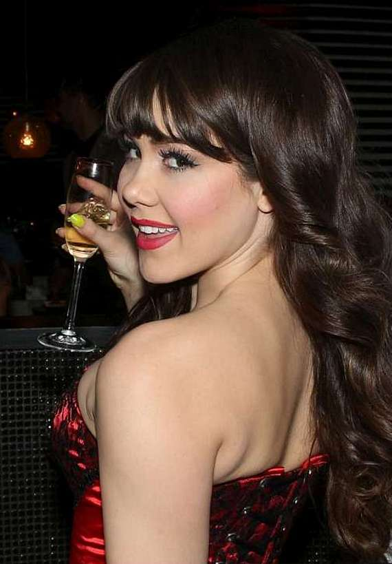 Claire Sinclair at STK 3-Year Anniversary
