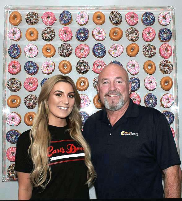 Carl's Donuts Reopens a Vegas Retail Donut Shop for the First Time in 20 Years