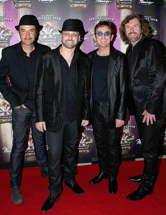 The Australian Bee Gees at X Burlesque