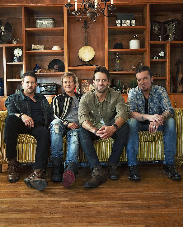 Flamingo GO Pool is Going Country! Parmalee to Perform Special Daytime Concert April 6