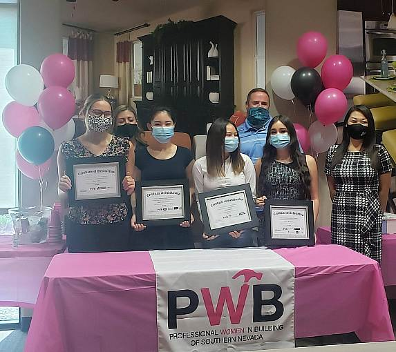 Professional Women in Building Awards $23,000 in Scholarships, Providing Growth Opportunities for Women in Construction