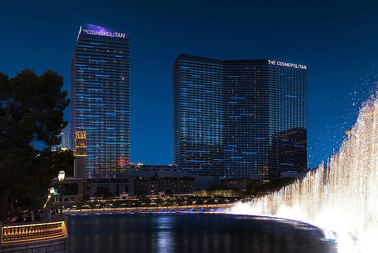 The Cosmopolitan of Las Vegas Pledges an Initial $250,000 to Diversity and Inclusion Initiatives, the Hannah Brown Scholarship Fund and Local Charities