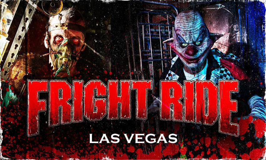 Jason Egan's World-Renowned Haunted Attraction Team Returns to Las Vegas to Launch Nevada's Largest Indoor Halloween event