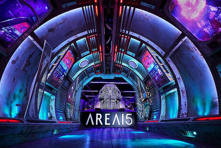 AREA15 Art, Experience Complex to Open Sept. 17 in Las Vegas