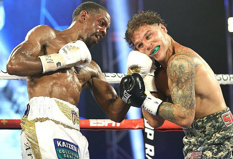 Headbutts in The Bubble: Herring Retains World Title Via Disqualification