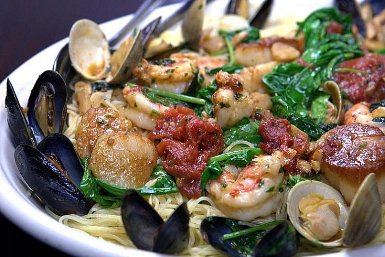 Carmine's National Pasta Day Special
