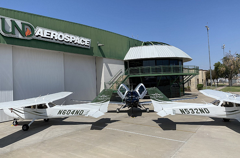 All In Aviation Flight School Diversifies Fleet with Addition of Two Cessna G1000 172s