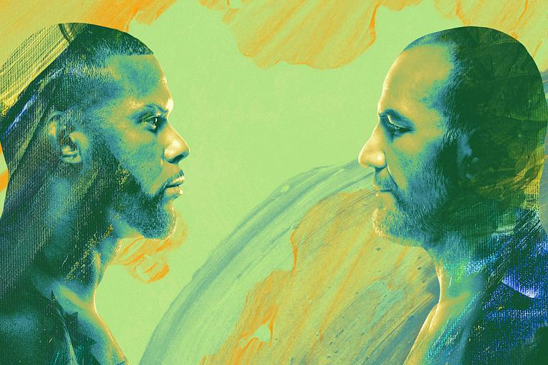 (#1) Thiago Santos Faces (#3) Glover Teixeira in Pivotal Light Heavyweight Contenders' Bout at UFC Apex in Las Vegas Nov. 7