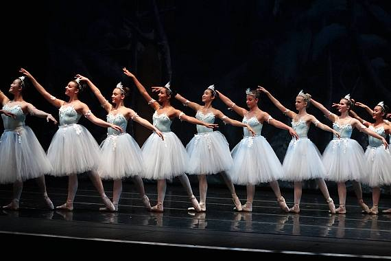 The Las Vegas Ballet Company will perform their rendition of holiday classic, The Nutcracker at Tivoli Village